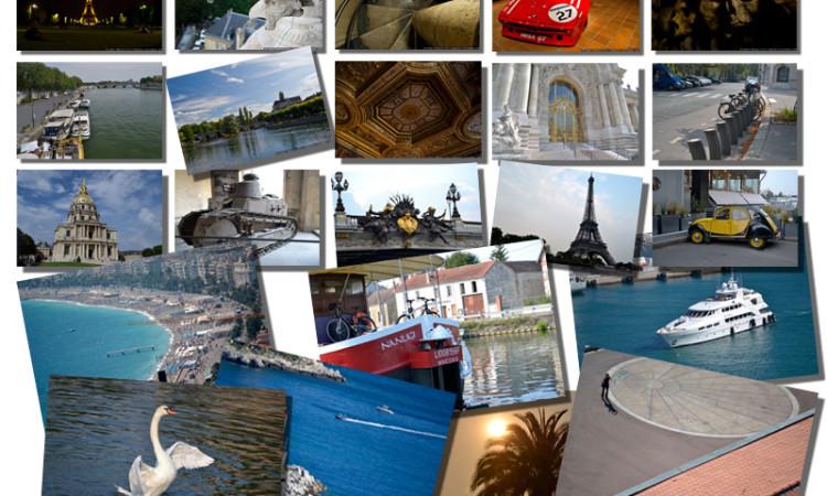 Большое путешествие по Франции. Начало