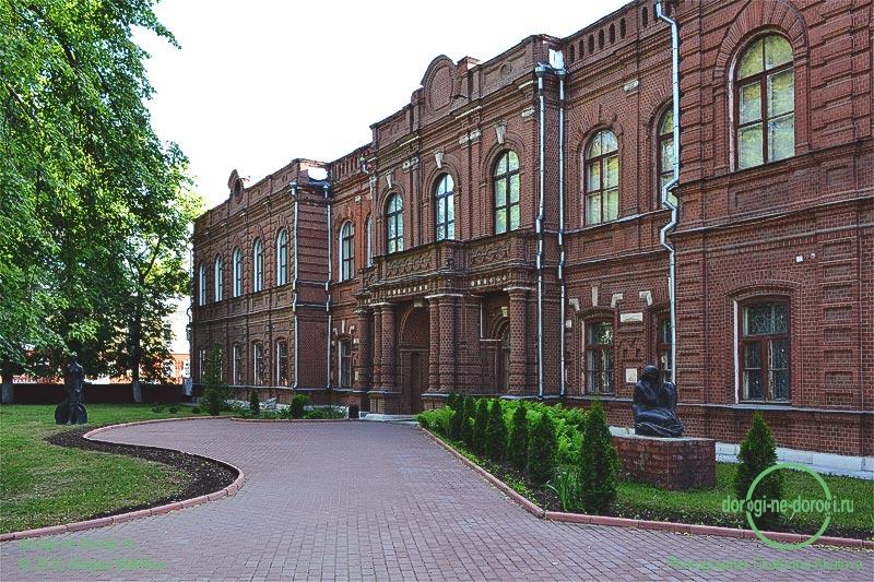 Художественный музей. Иваново