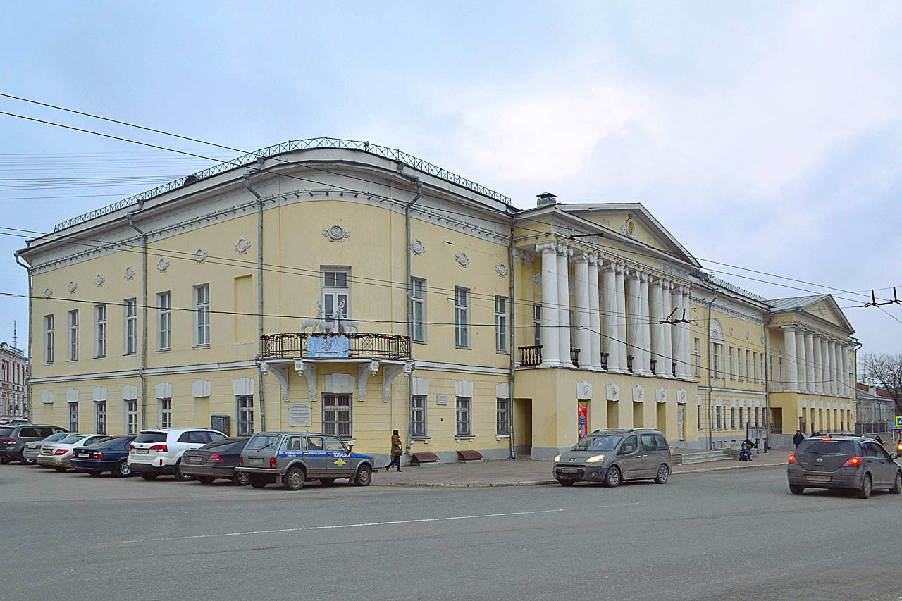 Мужская гимназия во Владимире