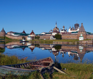 Русский Север 2015. Часть 3: Поездка на Соловки