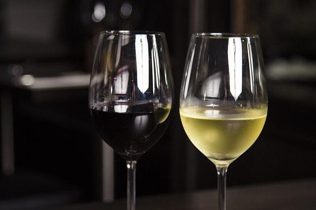 В Грузии прекрасны как красные, так и белые вина