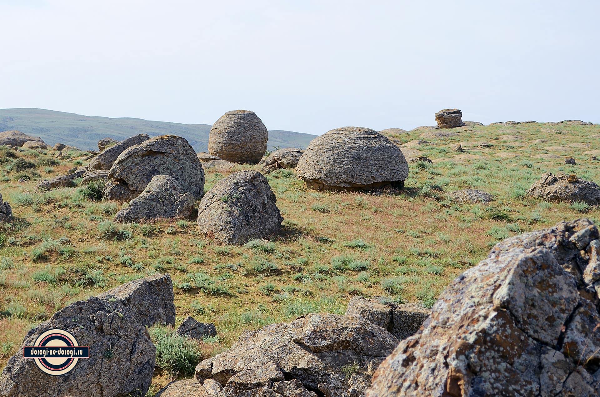 Долина Шаровых конкреций