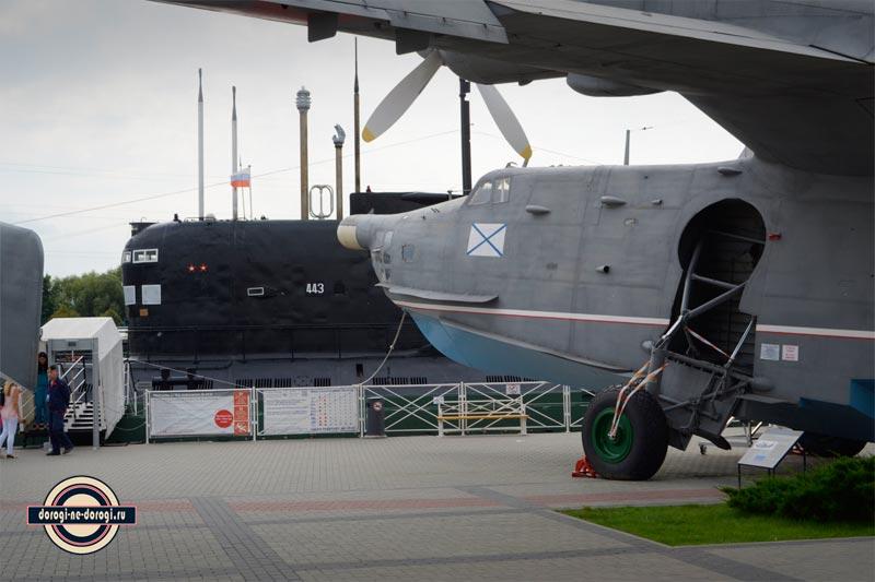 Музей океана в Калининграде
