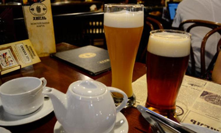Где самое вкусное пиво в Калининграде