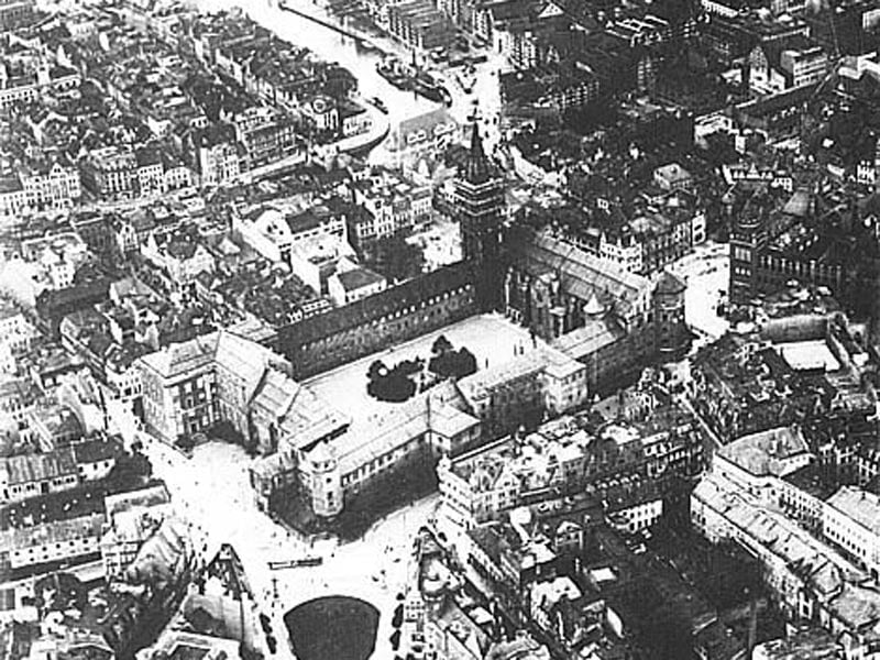 Замок Кёнигсберга