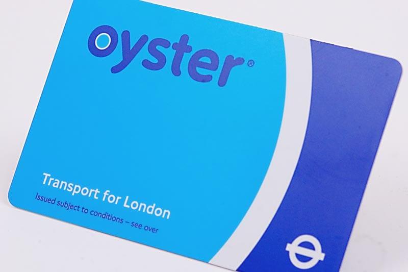 Карта Ойстер поможет добраться из Хитроу в Лондон