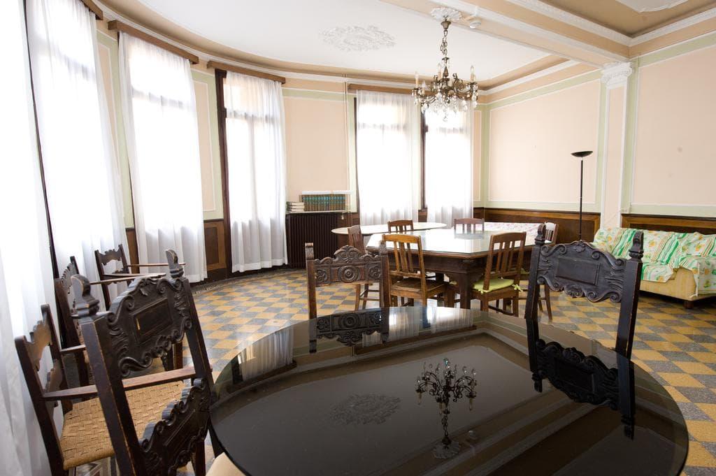 Столовая в Ostello Domus Civica