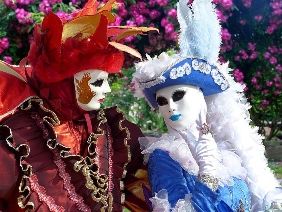Венеция — город вечного карнавала