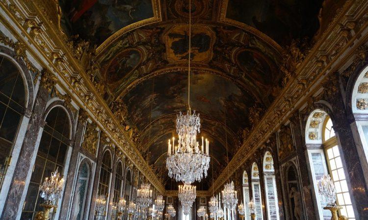 Как добраться в Версаль из Парижа