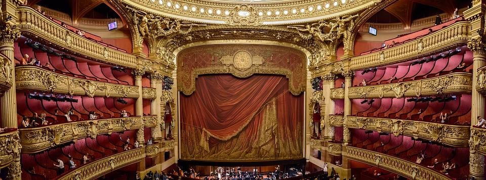 Опера Гарнье – музыкальная достопримечательность Парижа