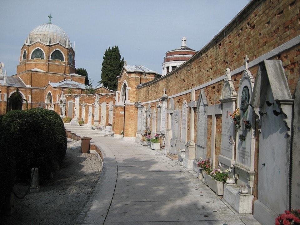 Кладбище Сан-Микеле
