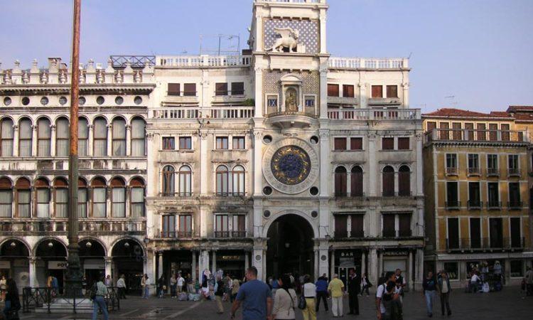 Часовая башня Сан-Марко