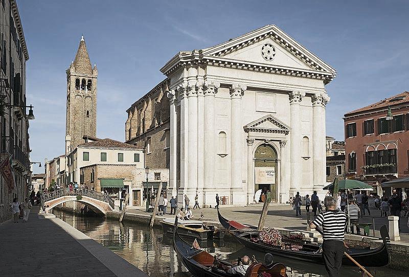Церковь Сан-Барнаба