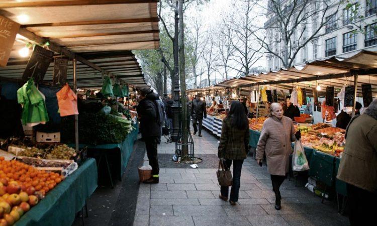 Где купить продукты в Париже