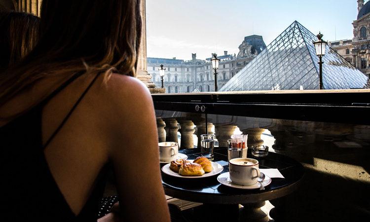 Где поесть в Лувре