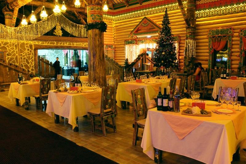 Ресторан-Чугунок
