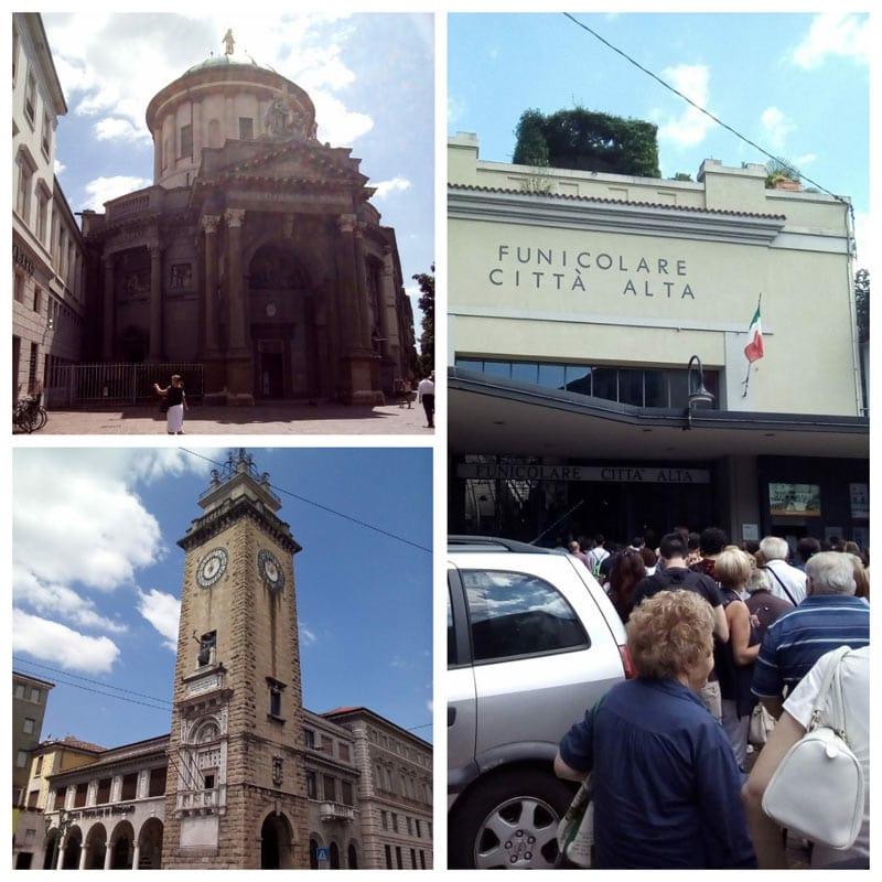 Что посмотреть в Бергамо за 1 день.