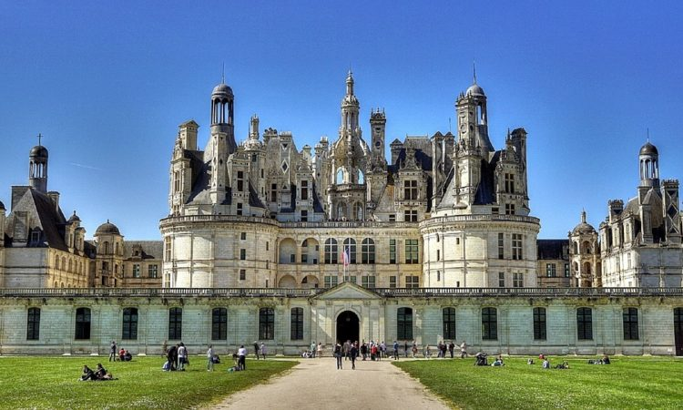7 замков Франции, которые обязательно нужно увидеть