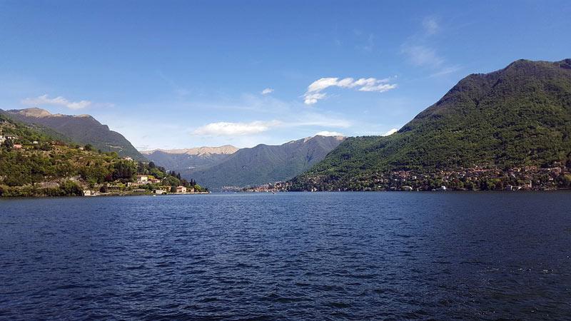 Озеро Комо — жемчужина Севера Италии, знаменитейшее курортное место