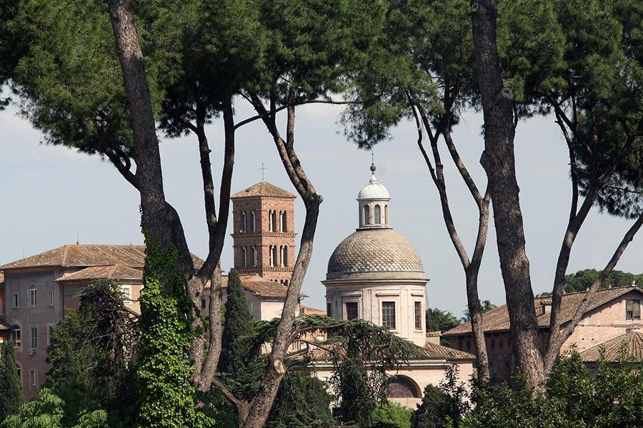 Рим, Палатин