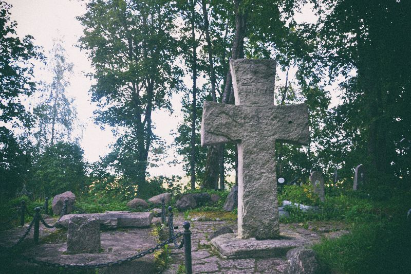 Труворов крест.