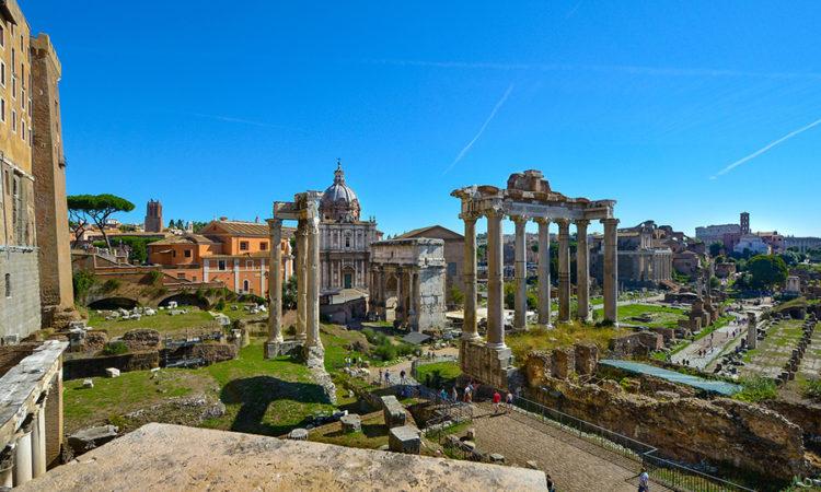 Рим. Что посмотреть за 3 дня