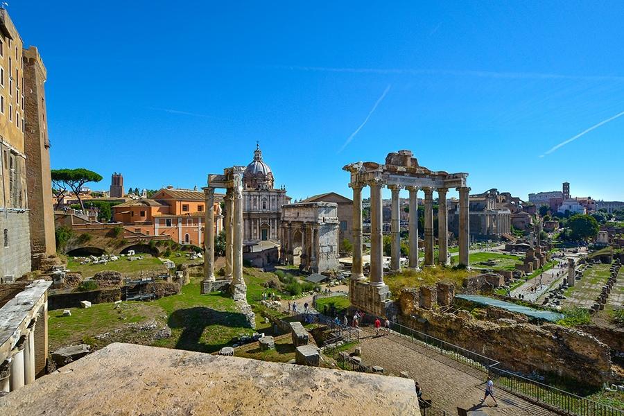 Рим античный - Форум и руины