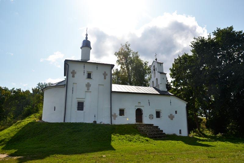 Церковь Николая Чудотворца на Труворовом городище