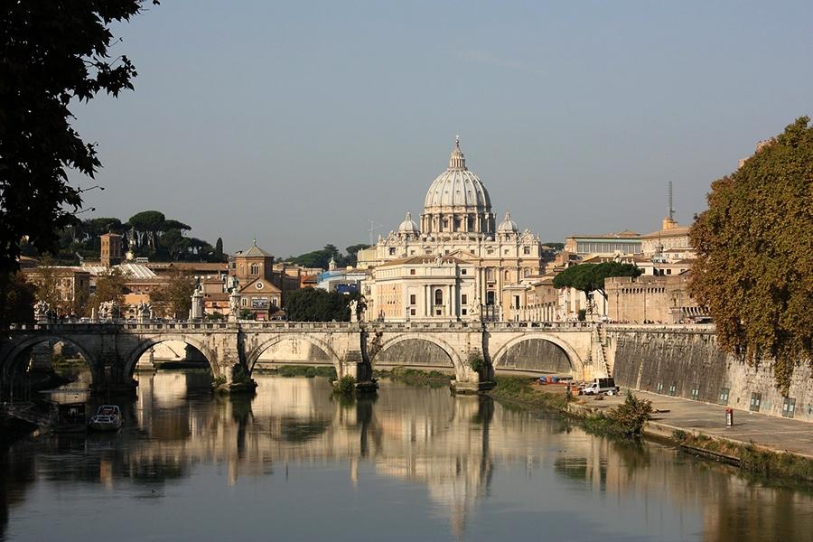 Борго — ворота в Ватикан