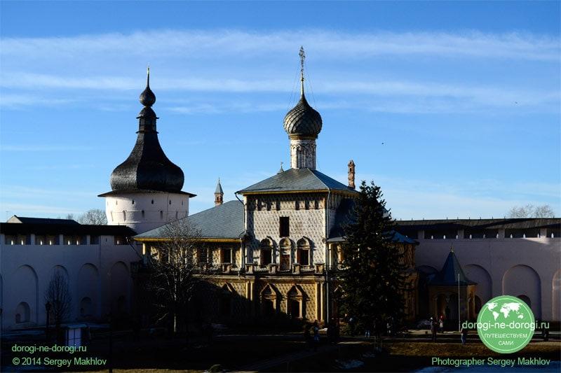 Церковь Одигитрии в Ростове.
