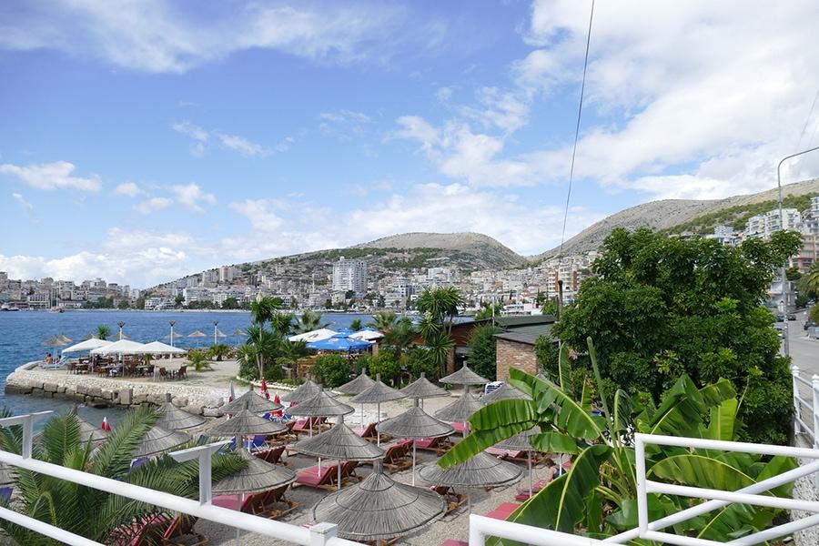 Саранда - один из самых популярных курортов Албании