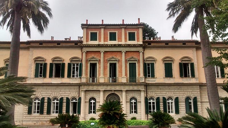 Ботанический сад Орто в Пизе - один из самых старых в мире