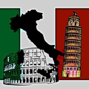 Знаменитая Пизанская башня с успехом может соперничать с римским Колизеем за звание самого узнаваемого символа Италии