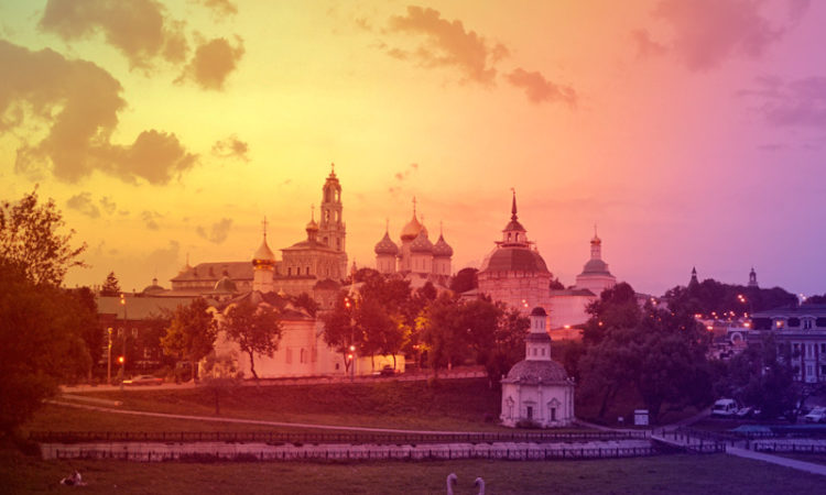 Онлайн путеводитель по Сергиеву Посаду