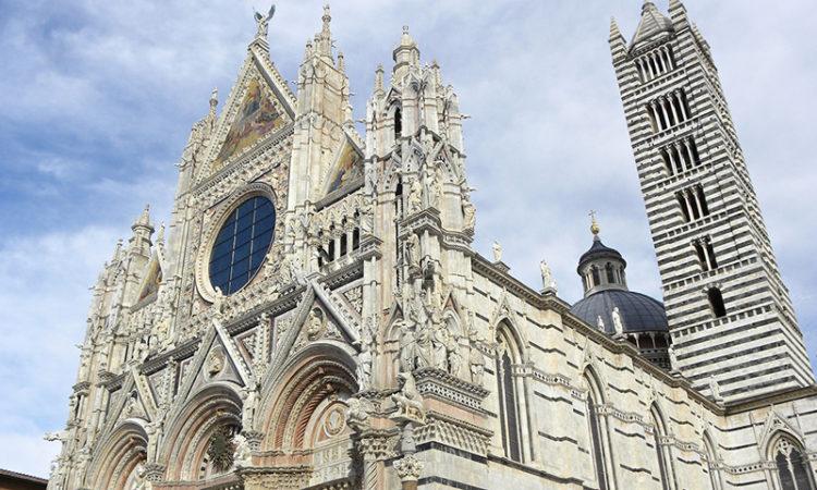 Сиена. Из XXI столетия в Средние века