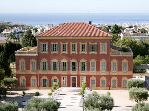 Музей Матисса в Ницце (фото с сайта музея)