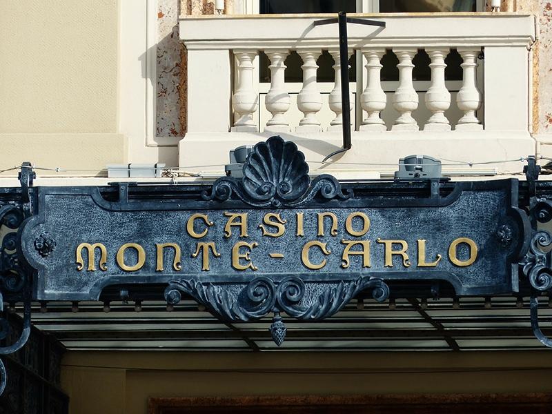 Казино - одна из главных достопримечательностей Монако