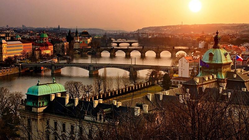 Мосты Праги