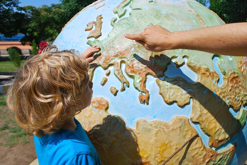 Как начать путешествовать самостоятельно - начните со своей страны