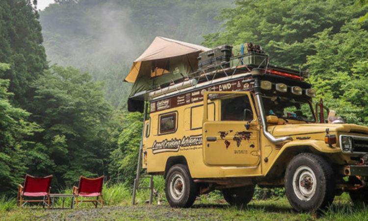 Landcruising Adventure: о бесконечном автопутешествии