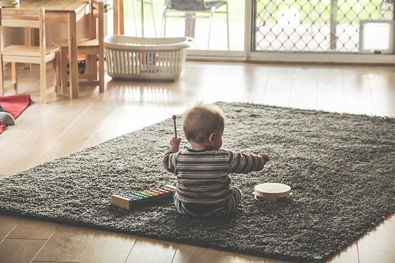 Умалышей будет достаточно пространства для игр иотдыха вдомашней обстановке частной квартиры или дома