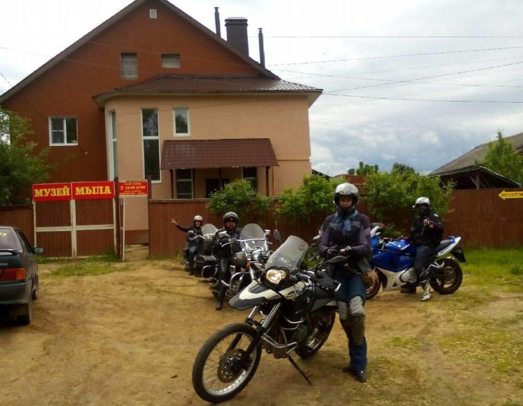 Музей мыла в Шуе