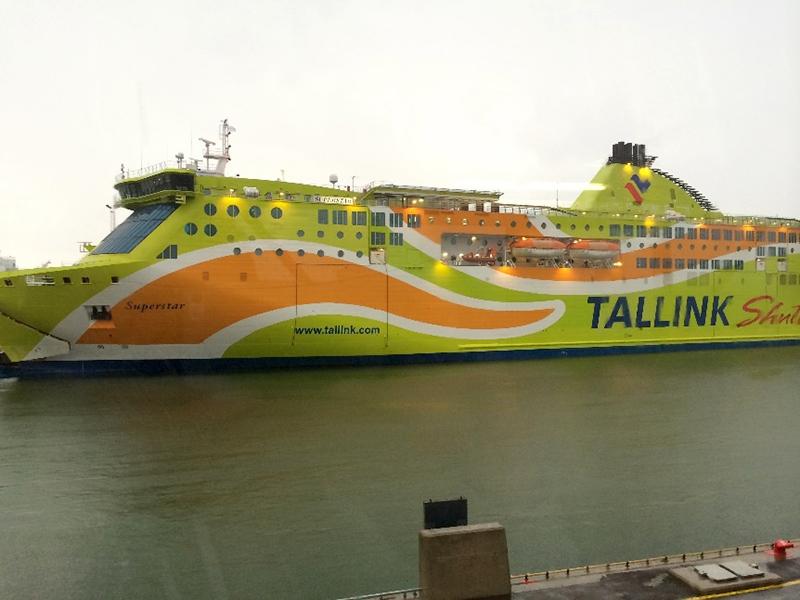 Компания Tallink & Silja Line - лидер паромных перевозок по Балтийскому морю