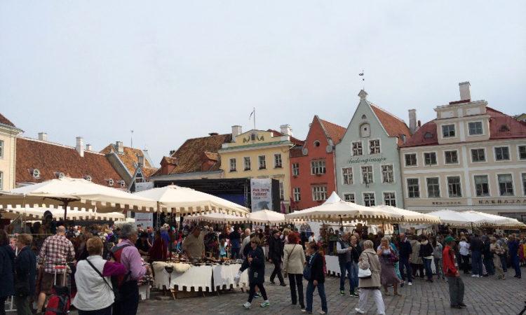 Таллинн-Стокгольм: 4 дня на 2 столицы