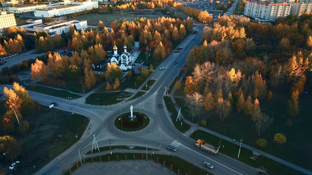 Переславль Залесский Храм Георгия Победоносца
