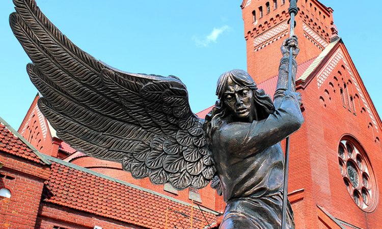 Белорусские каникулы: аисты, драники, замки и Шагал
