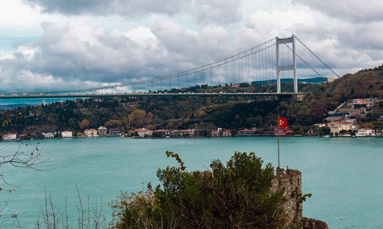 Стамбул— между Азией и Европой