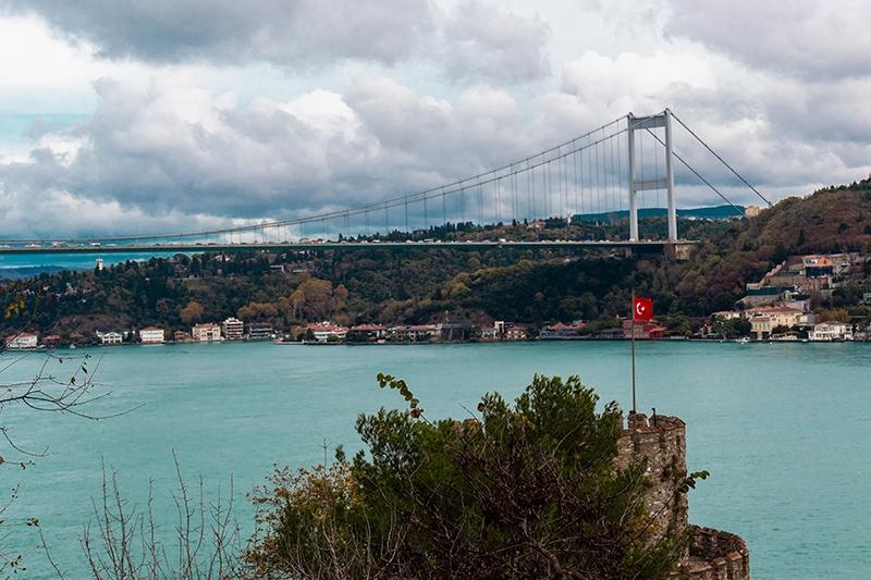 Чтобы начать ориентироваться в Стамбуле, нужно понимать, что город разделен проливом Босфор на европейскую и азиатскую части