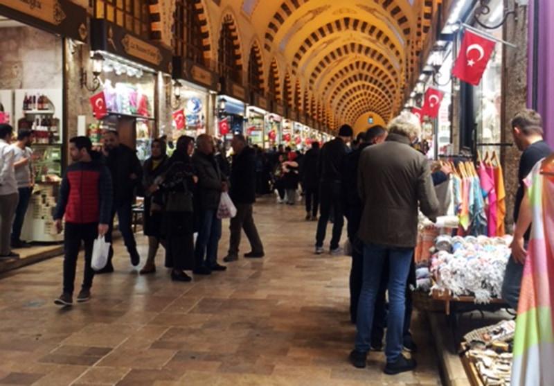 Гранд-базар - неменьшая достопримечательность Стамбула, чем древние византийские храмы и мечети
