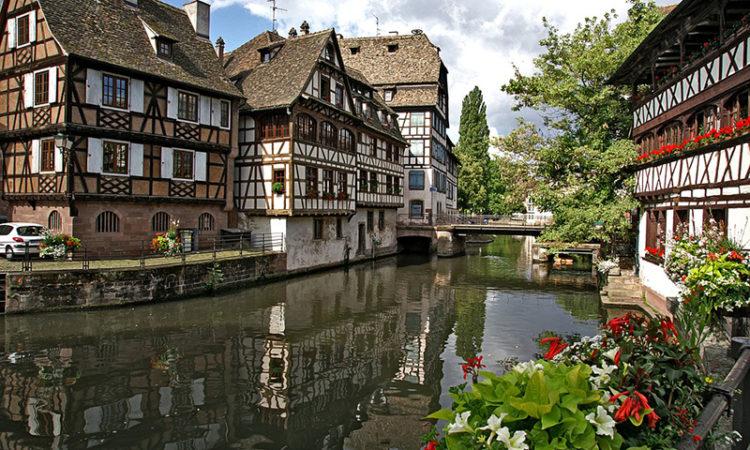 Страсбург — город двух стран